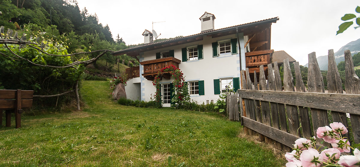 Ferienwohnung Latemar in Kastelruth mit Terrasse