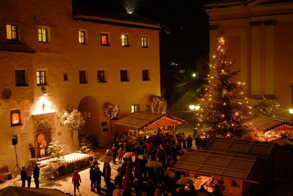Weihnachtsmarkt in Kastelruth